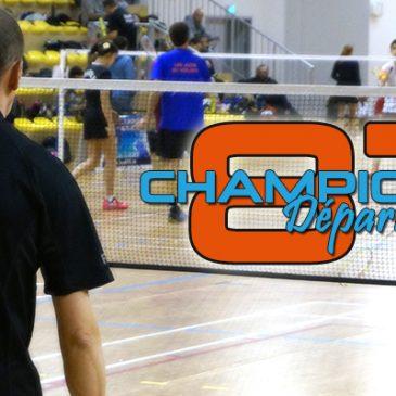 Résumé championnat départemental CODEP 87