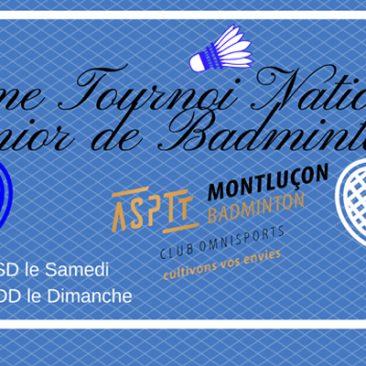 Tournoi de Montluçon (11 & 12 Novembre)