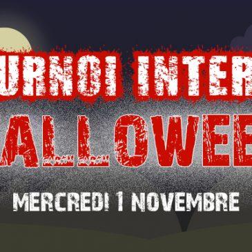 Tournoi interne spécial «Halloween»