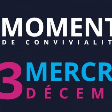 Entraînement (prolongé) du mercredi 13 décembre