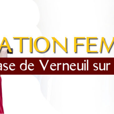 Animation féminine à Verneuil