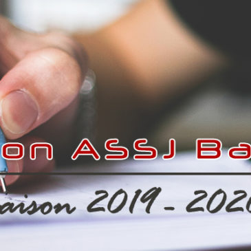 Inscription ASSJ Badminton (saison 2019 – 2020)