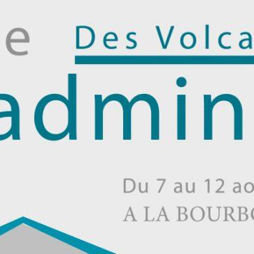 Stage de la Bourboule (7 – 12 Août)