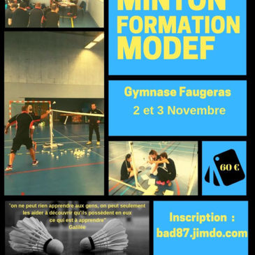 Formation MODEF